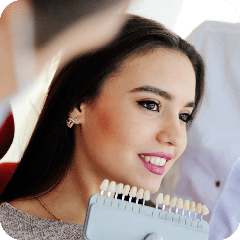 Cosmetic Dentistry for A Smile Makeover